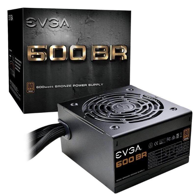 EVGA 80+ Bronze 600W ATX Power Supply