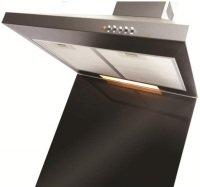 CDA Square Glass Splashback 600x 750 - Black