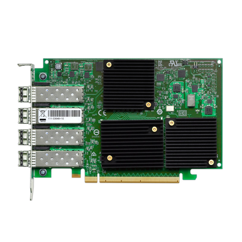 Emulex Gen 6 LPE31004-M6-SIO Host Bus Adapter