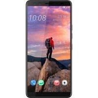 "HTC U12+ 6"" 6GB + 64GB Smartphone Unlocked - Titanium Black"