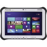 £2270.98, Panasonic Toughpad FZ-G1 - Tablet - Core i5 7300U / 2.6 GHz - Win 10 Pro 64-bit - 8 GB RAM - 256 GB SSD - 1920 x 1200 - HD Graphics 620 - Wi-Fi; Bluetooth - 4G - rugged, Core i5 7300U / 2.6GHz, Wi-Fi; Bluetooth 4G, 8GB RAM, Win 10 Pro 64-bit,