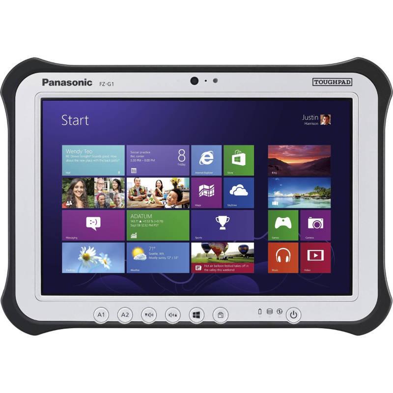 Panasonic Toughpad FZ-G1 - Tablet - Core i5 7300U / 2.6 GHz - Win 10 Pro 64-bit - 8 GB RAM - 256 GB SSD - 620 - Wi-Fi; Bluetooth - rugged
