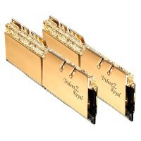 G Skill Trident Z Royal Gold (2 x 8GB) 4600MHz C18 Kit