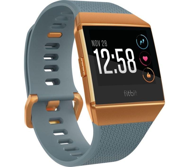 Fitbit Ionic Slate Blue/burnt Orange