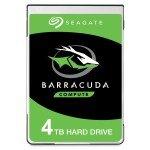 "Seagate BarraCuda 4TB Laptop Hard Drive 2.5"" 15mm SATA III 6GB's 5400RPM 128MB Cache"