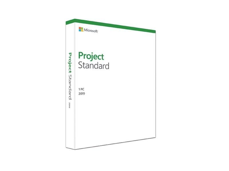 Project Standard 2019 1 License Medialess