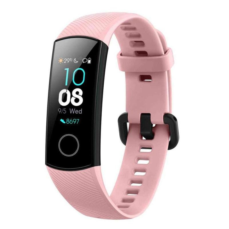 Honor Band 4, Fitness Band with HR Monitoring - Coral Pink