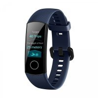 Honor Band 4, Fitness Band with HR Monitoring - Midnight Navy