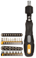 Xenta 18 Piece Ratchet and Socket Driver Set