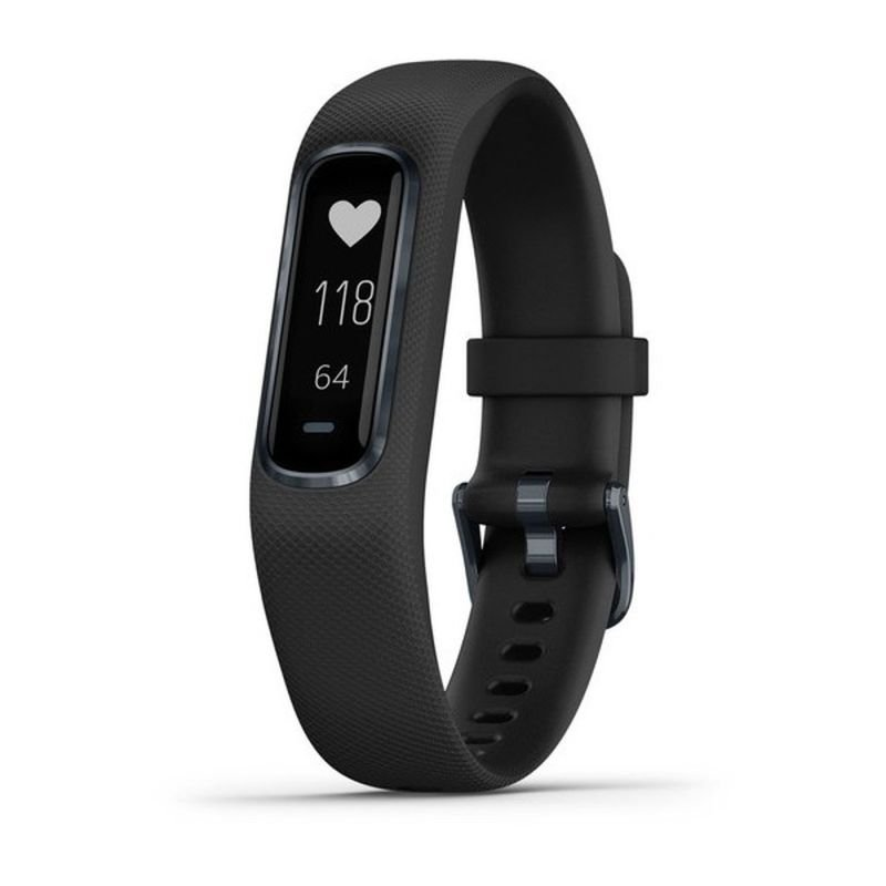 Garmin Vivosmart 4 Fitness Activity Tracker Black/slate - Small/medium