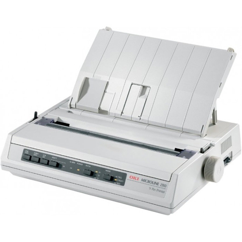 OKI ML280eco Parallel Dot Matrix Printer