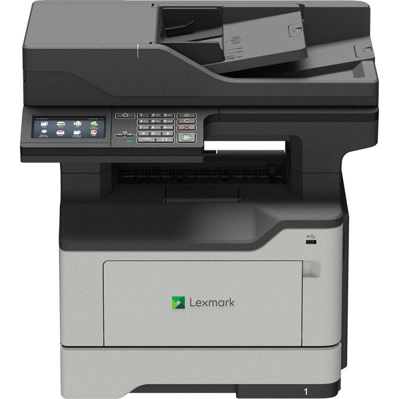Lexmark MX521ade A4 Mono Multifunction Laser Printer