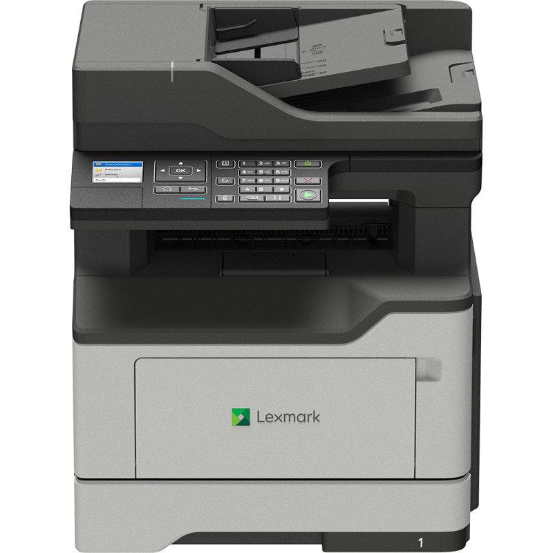 Lexmark MX421ade A4 Mono Multifunction Laser Printer