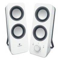 Logitech Z200 Snow White Speakers