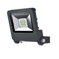 OSRAM Endura Flood Light, Aluminium, Integrated, 10 W, Dark Grey