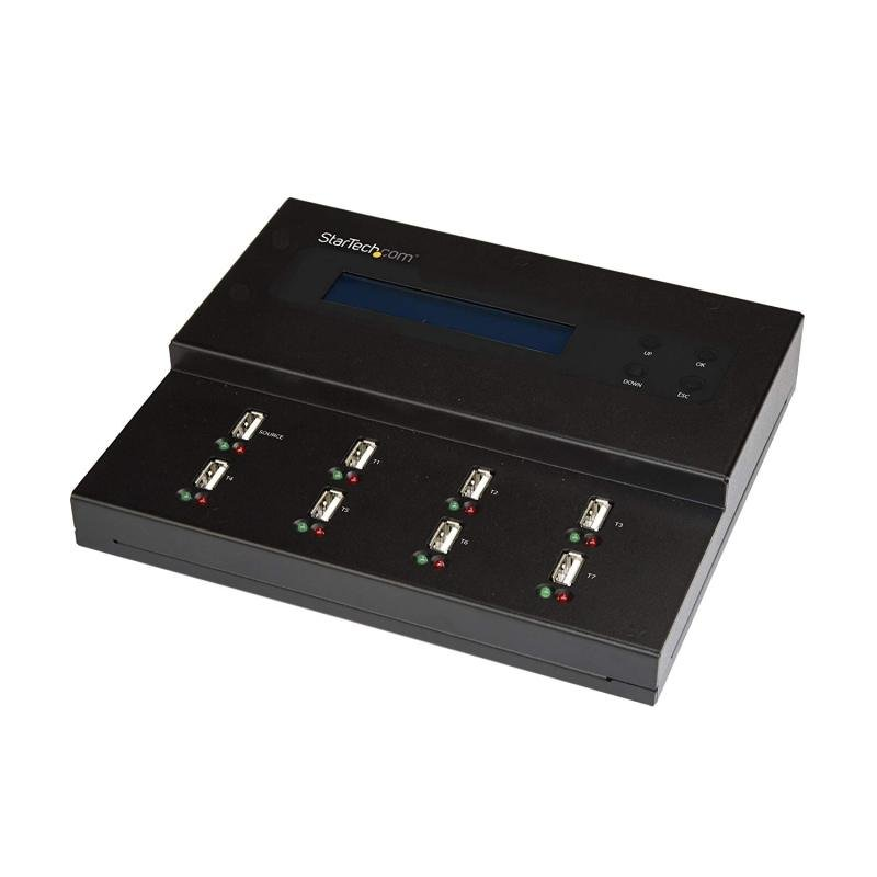 1:7 Standalone Usb Duplicator - / Eraser -flash Drives In
