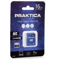 PRAKTICA 16GB SDHC Card and Bumper Case Bundle
