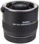 Sigma 2 x EX DG Tele Converter Canon Fit