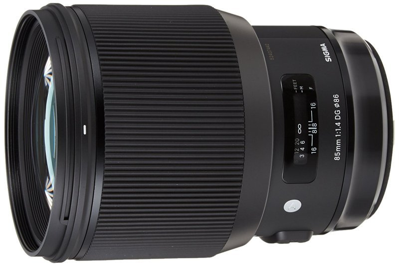 Sigma 85mm f/1.4 DG HSM Art Lens Canon Fit