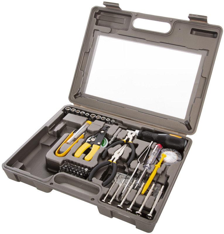 52 Piece Computer Tool Kit