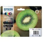 Epson Ink/202 Kiwi Cyan Cartridge Multi-pack, Magenta, Yellow, Black, Photo Black