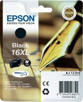 Epson Ink/16XL Pen+Crossword 12.9ml Black - C13T16314022