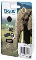 Epson Ink/24XL Elephant 10ml Black - C13T24314022