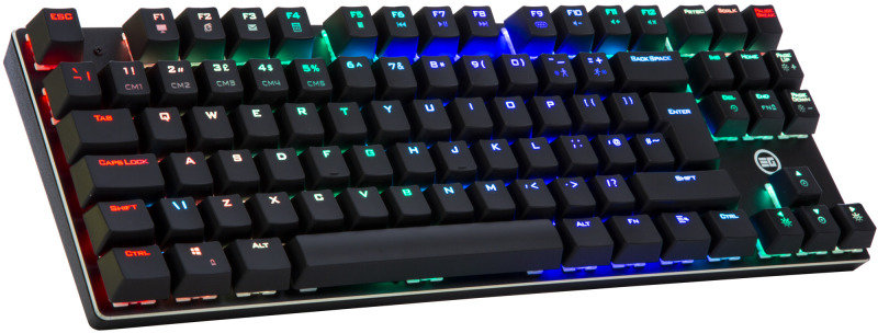EG Carbon Mk II Tournament Edition Keyboard - Red Switch