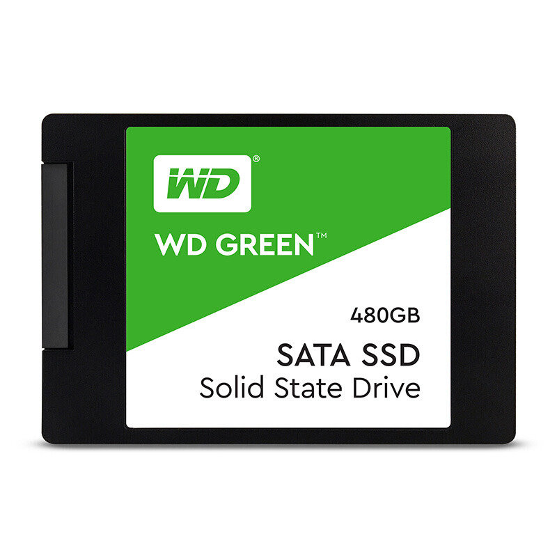 "WD Green 480GB 2.5"" 7mm Solid State Drive..."