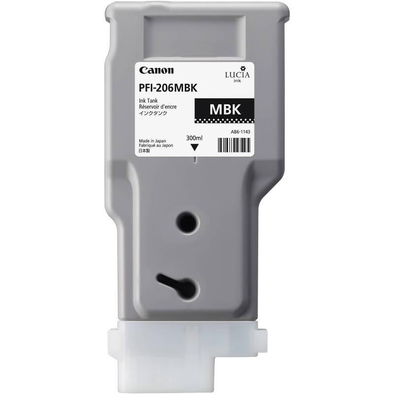 Canon Matte Black Ink Tank 300ml For IPF6400 - 5302B001AA