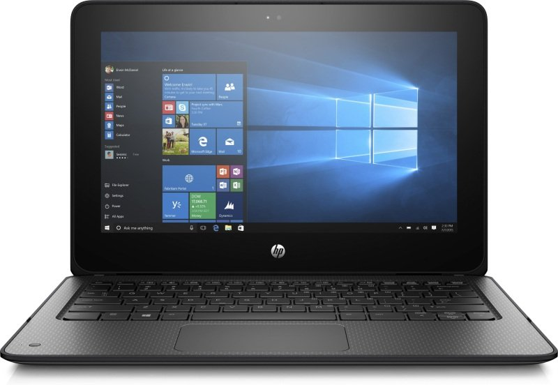 "Image of HP ProBook x360 11 G1 EE Laptop for Education, Intel Pentium N4200 1.1GHz, 4GB RAM, 128GB SSD, 11"" LED Touch, No-DVD, Intel HD, WIFI, Windows 10 Home"