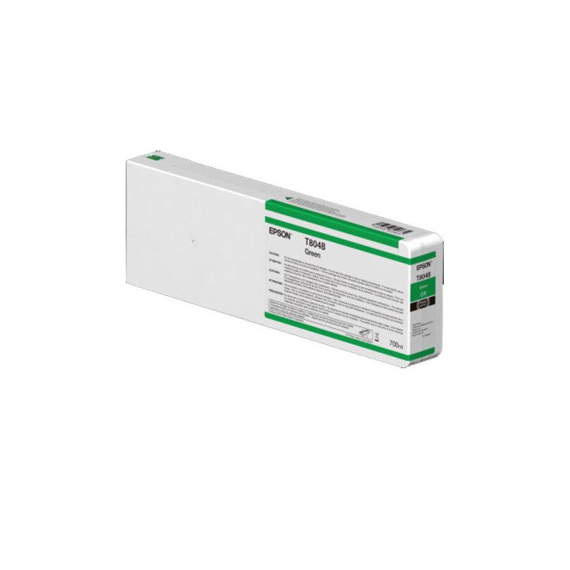 Epson InkCart/T804B00 UltraChrome 700ml Tank, Green - C13T804B00