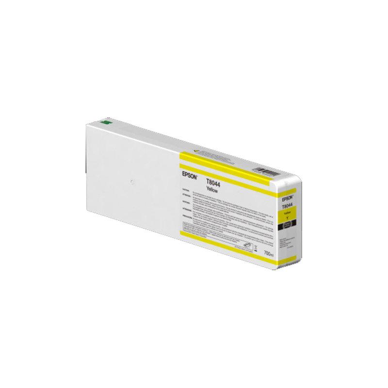 Epson InkCart/T804400  UltraChrome 350ml Tank, Yellow - C13T804400