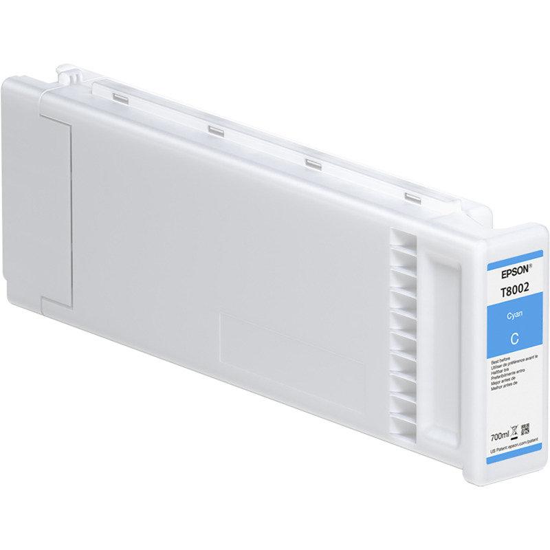 Epson Ink Cart/T800200 UltraChromePRO 700ml Tank, Cyan - C13T800200
