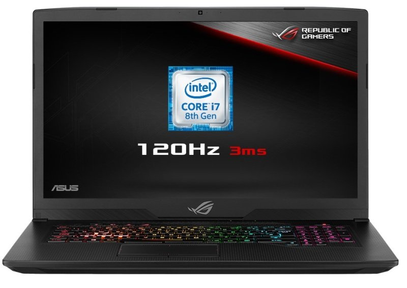ASUS ROG Strix GL703GM 1060 Gaming Laptop