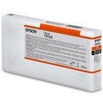 Epson Ink Cart/T913A UltraChrome HDR 200ml Cartridge, Orange - C13T913A00