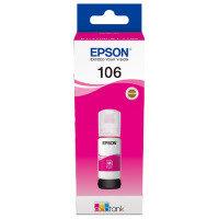 Epson 106 Magenta EcoTank Ink Bottle