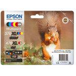 Epson Ink/378XL+478XL Squirrel, CMYKRG - C13T379D4010