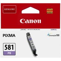 Canon Ink/CLI-581XXL Cartridge Photo Blue - 1999C001