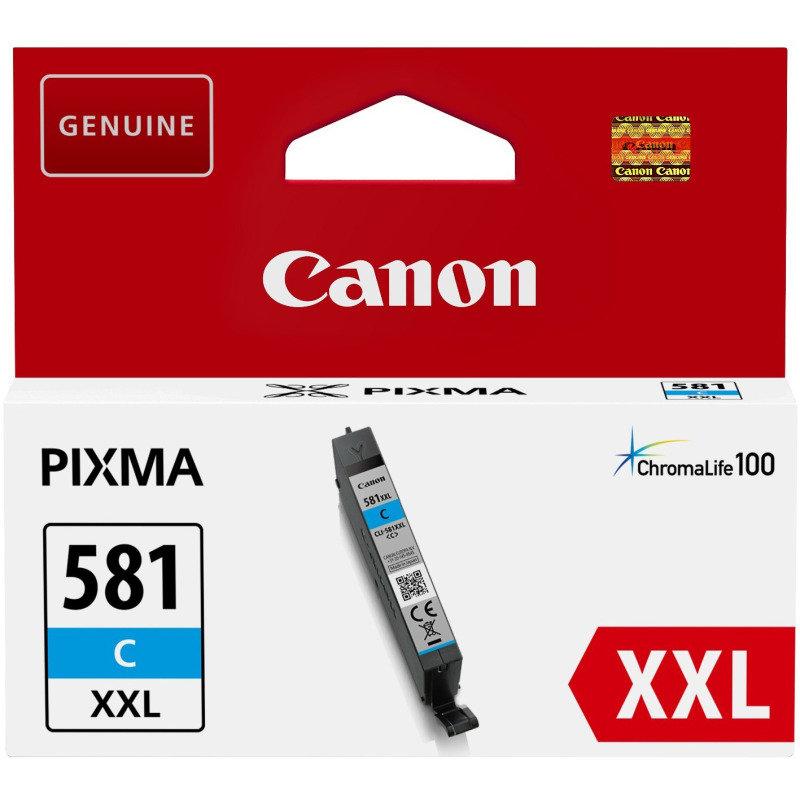 Canon Ink/CLI-581XXL Cartridge Cyan - 1995C001