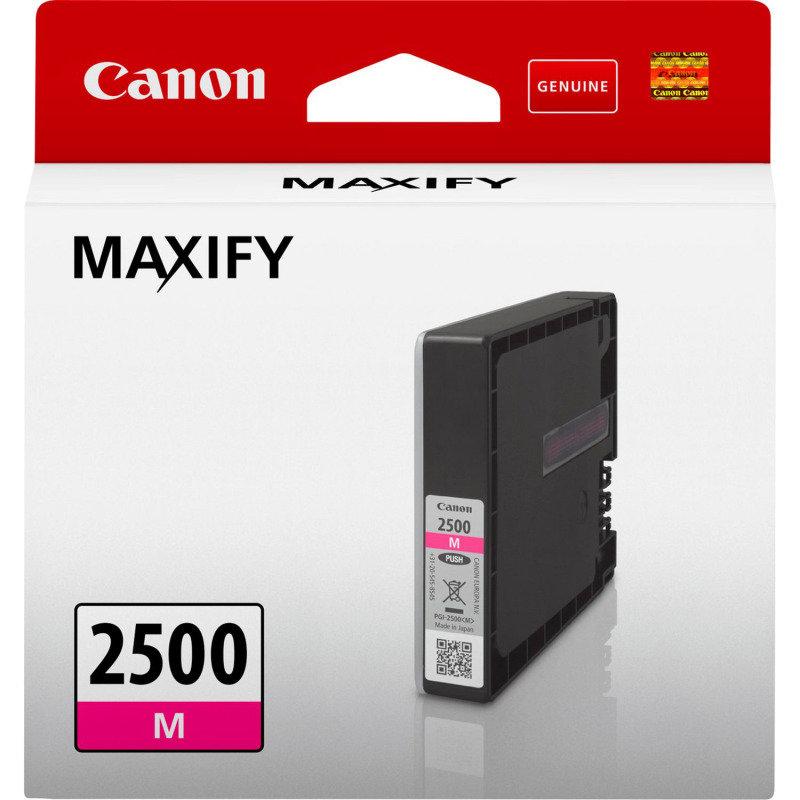 Canon Ink/PGI-2500 Cartridge Magenta - 9302B001
