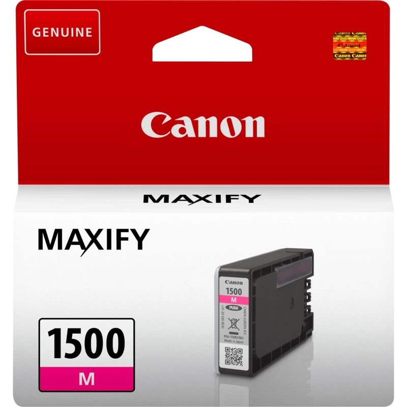 Canon Ink/PGI-1500 Cartridge Magenta - 9230B001