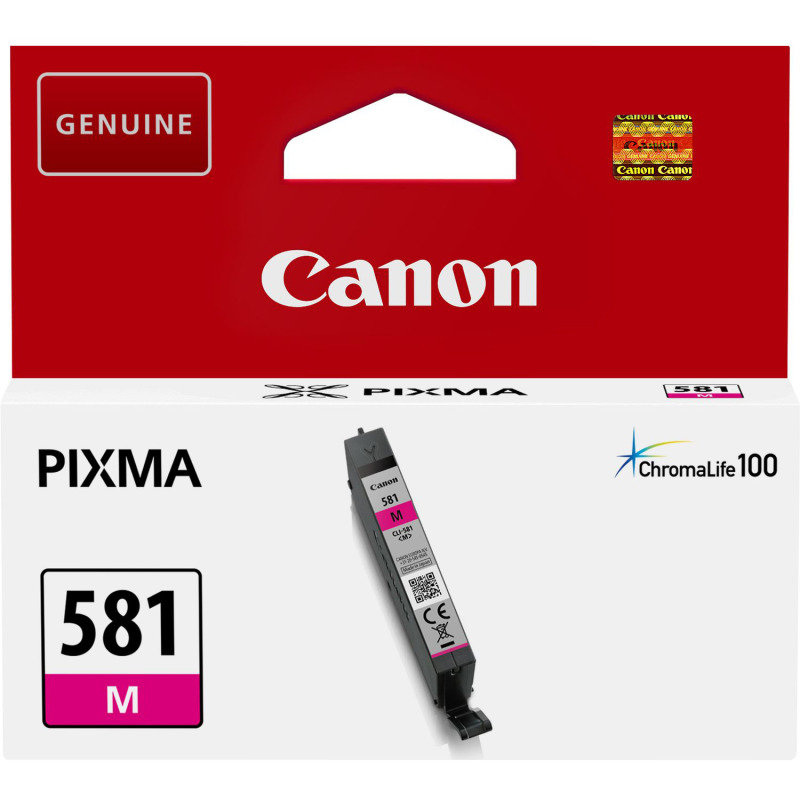 Canon Ink/PGI-580XXL Cartridge, Magenta - 2104C001
