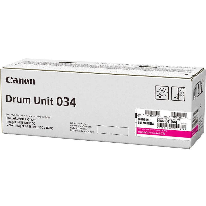 Drum C-exv34 Magenta - Imagerunner C1225if