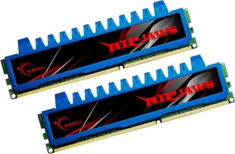 G.Skill 4GB DDR3 1600MHz Ripjaws Memory