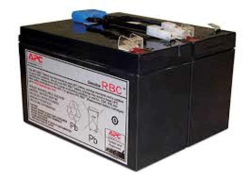 EXDISPLAY APC Replacement Battery Cartridge #142