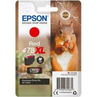 Epson Ink/478XL Squirrel 10.2ml Red - C13T04F54010
