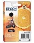 Epson Ink/33 Oranges 6.4ml Cartridge, Black - C13T33314012