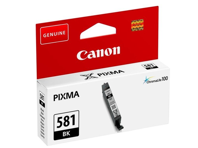 Canon Ink/CLI-581 Cartridge, Black - 2106C001