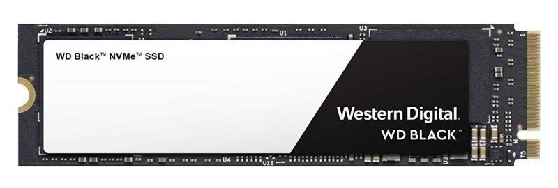 WD 1TB Black NVMe M.2 SSD